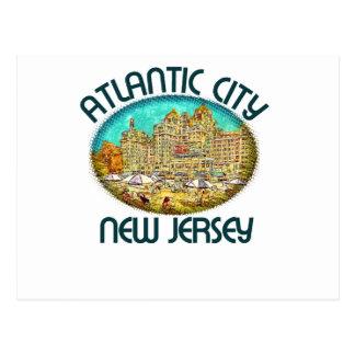 Atlantic City, New Jersey Postal
