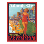 Atlantic City, New Jersey Tarjetas Postales