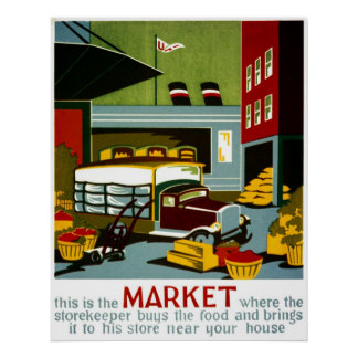 Atlantic City New Jersey Vintage Travel Posters