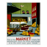 Atlantic City New Jersey Vintage Travel Posters