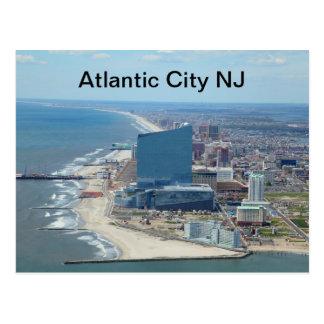 Atlantic City NJ North End Post Card