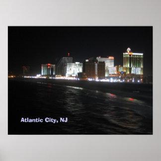 Atlantic City, NJ Posters