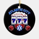 ATLANTIC CITY ORNAMENT
