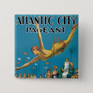 Atlantic City Pageant Button