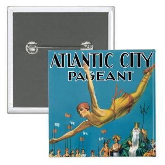 Atlantic City Pageant Button