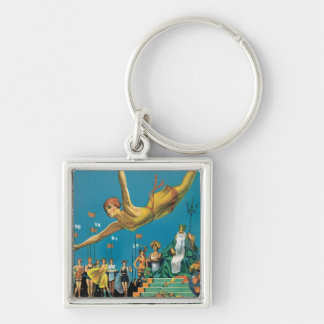 Atlantic City Pageant Keychain