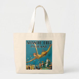 Atlantic City Pageant Large Tote Bag
