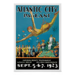 Atlantic City Pageant Posters