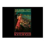 Atlantic City Pennsylvania Railroad Postcards