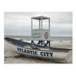 Atlantic City, postal de NJ