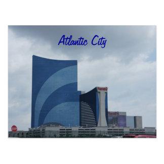 Atlantic City Post Card