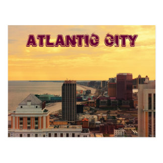 Atlantic City Post Cards