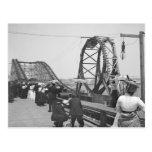 Atlantic City Rollercoaster, 1901 Postcard