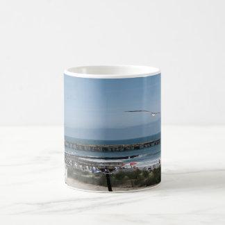 Atlantic City seascape  HFPHOT14 Coffee Mug