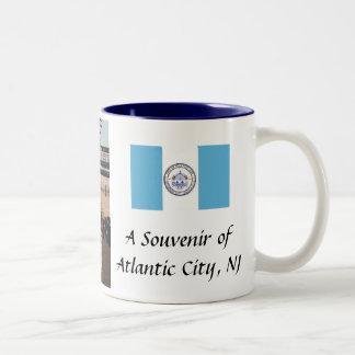 Atlantic City Souvenir Mug
