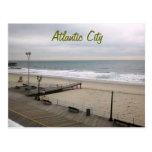 Atlantic City Tarjeta Postal