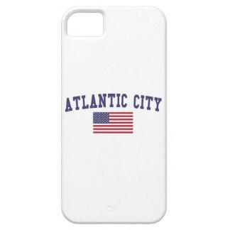 Atlantic City US Flag iPhone SE/5/5s Case