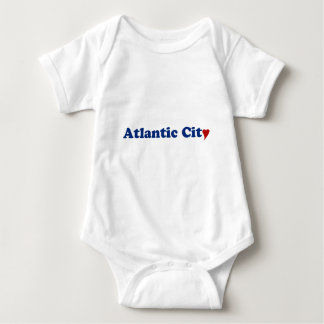 Atlantic City with Heart T Shirts