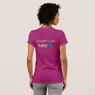 Atlantic coast   Baby Nova Scotia shirt purple