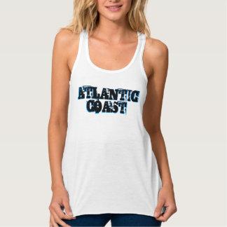 Atlantic Coast Fresh from th east coast happy Life Tank Top