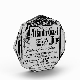 Atlantic Coast Line Railroad 1934 Award