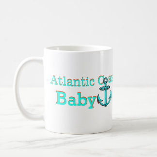 Atlantic Coast Nova Scotia  PEI NFLD Cape Breton Coffee Mug