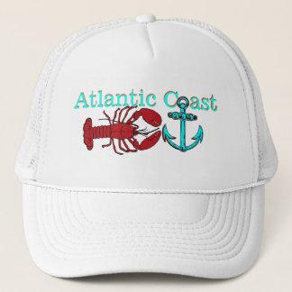 Atlantic Coast NS Lobster  PEI NFLD Cape Breton Trucker Hat