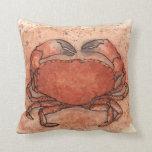 Atlantic Crab Pillows
