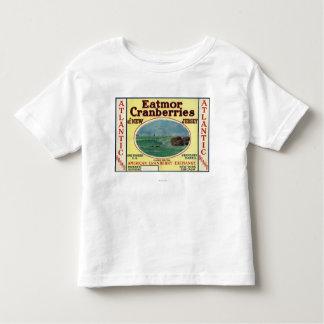 Atlantic Eatmor Cranberries Brand Label Toddler T-shirt