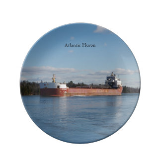 Atlantic Huron decorative plate