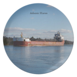 Atlantic Huron plate