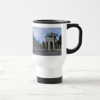 Atlantic Memorial WWII memorial 15 Oz Stainless Steel Travel Mug