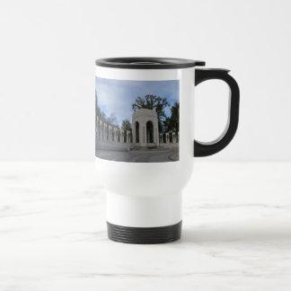 Atlantic Memorial WWII memorial Travel Mug