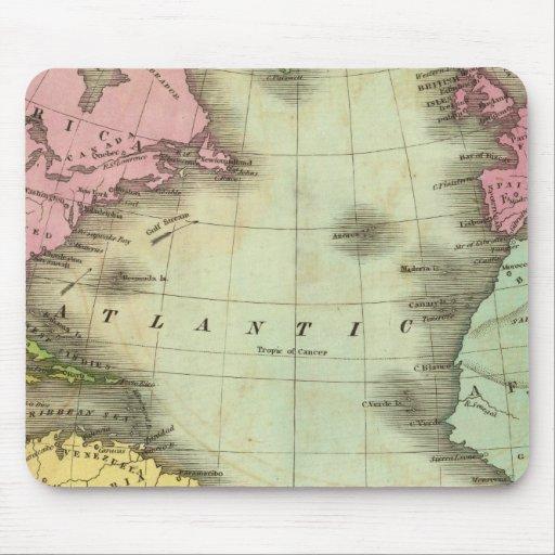 Atlantic Ocean 4 Mouse Pad