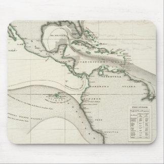 Atlantic Ocean Current Mousepads