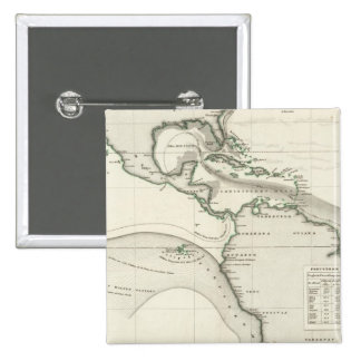 Atlantic Ocean Current Pinback Button