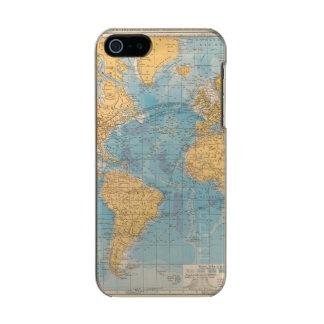 Atlantic Ocean Map Incipio Feather® Shine iPhone 5 Case