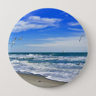 ATLANTIC OCEAN PINBACK BUTTON