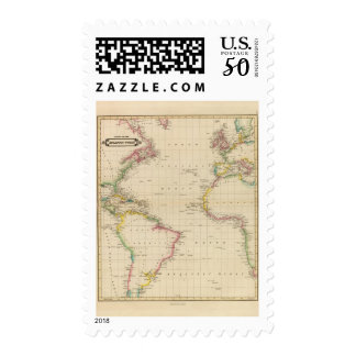 Atlantic Ocean Postage