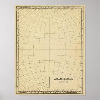 Atlantic Ocean Print