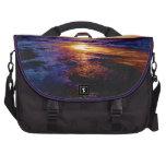 Atlantic Ocean Sunrise Computer Bag