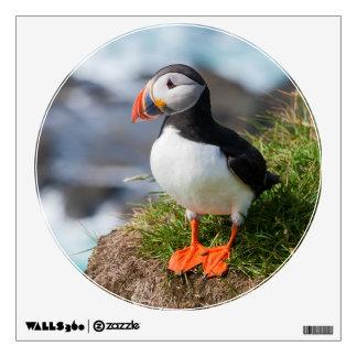 Atlantic Puffin Fratercula Arctica Wall Sticker