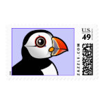 Atlantic Puffin Postage Stamps