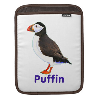 Atlantic Puffin Sleeves For iPads