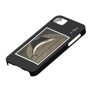 Atlantic Sailfish Vintage B&W iPhone 5 Case