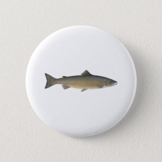 Atlantic Salmon Button