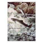 Atlantic Salmon Card