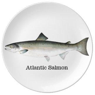 Atlantic Salmon Plate