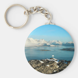 Atlantic scenery keychain