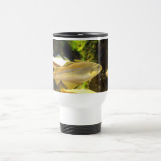 Atlantic Sea Bream Fish Travel Mug